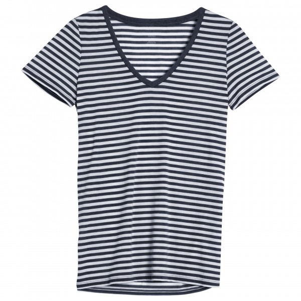 Icebreaker - Women's Tech Lite S/S V Stripe - T-shirt