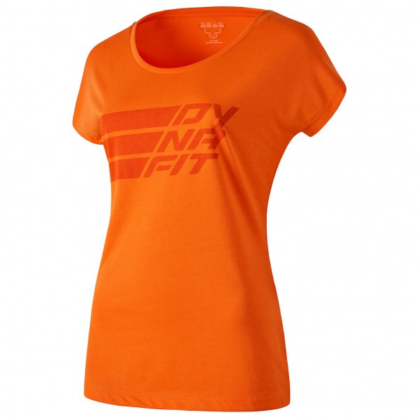 Dynafit - Women's Compound Dri Release CO S/S Tee - T-paidat
