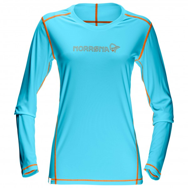 Norrøna - Women's /29 Tech Long Sleeve Shirt - Longsleeve