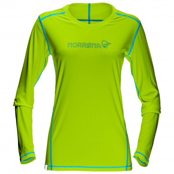 Norrøna - Women's /29 Tech Long Sleeve Shirt - Manches longu