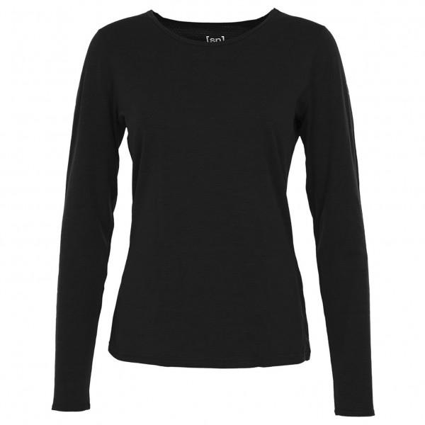SuperNatural - Women's Fresh Mesh L/S 240 - Merino shirt