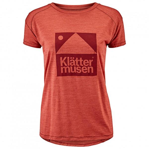 Klättermusen - Women's Eir Tee - T-paidat