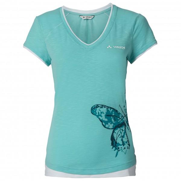 Vaude - Women's Skomer Print Shirt - T-shirt