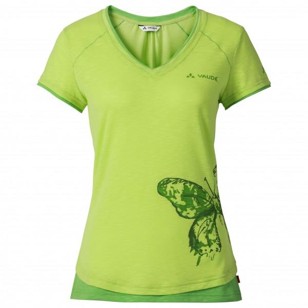 Vaude - Women's Skomer Print Shirt - T-paidat
