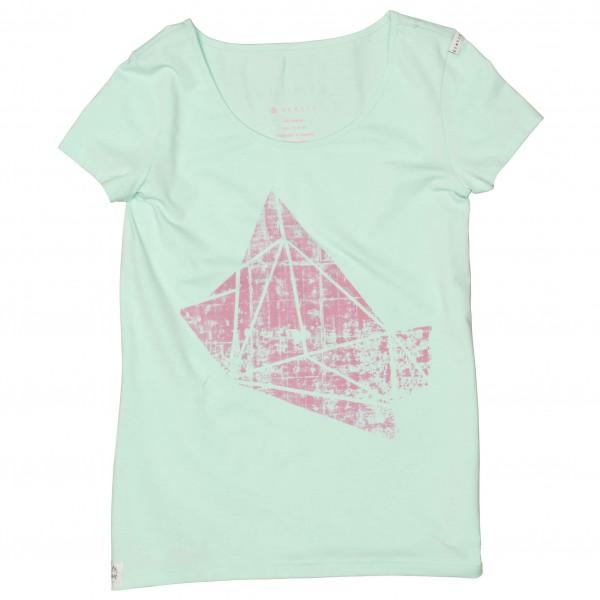 Gentic - Women's Polygon Dream Tee - T-paidat