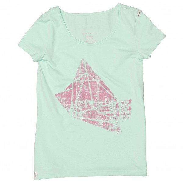 Gentic - Women's Polygon Dream Tee - T-shirt