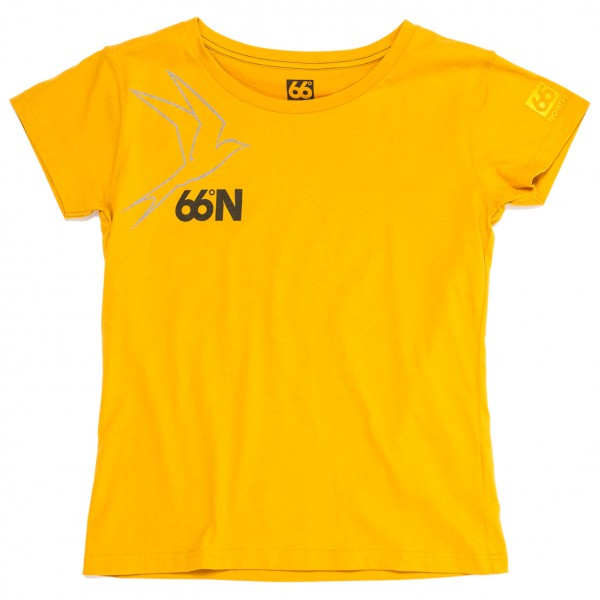66 North - Women's Logn T-Shirt Kria - T-paidat