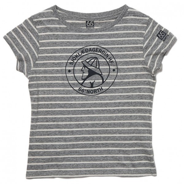 66 North - Women's Logn T-Shirt Sailor - T-shirt