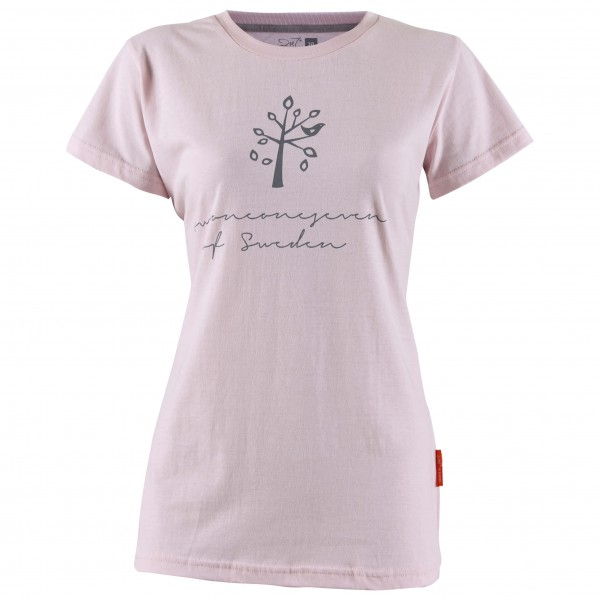 2117 of Sweden - Women's Apelviken T-Shirt S/S - T-paidat
