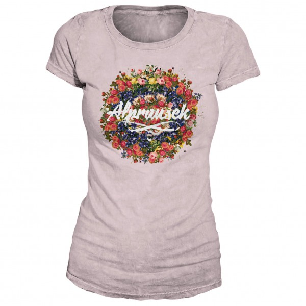 Alprausch - Women's Bluemealp T-Shirt - T-Shirt