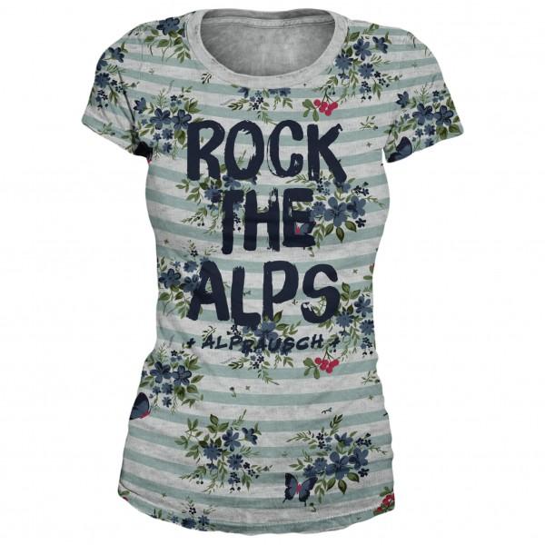 Alprausch - Women's Bluemlirock T-Shirt - T-paidat