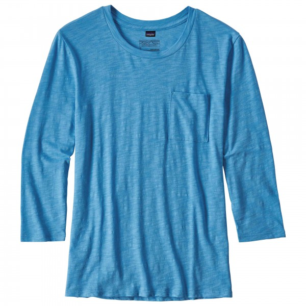 Patagonia - Women's Mainstay 3/4 Sleeved Top - Longsleeve
