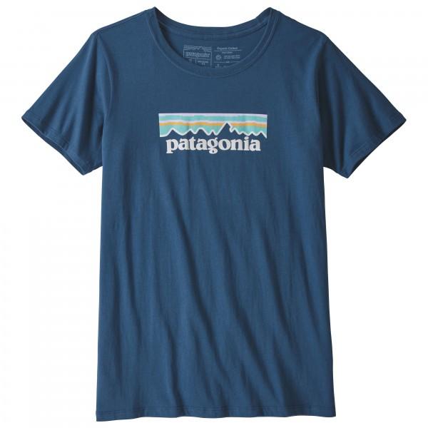 Patagonia - Women's Pastel P-6 Logo Cotton Crew - T-shirt
