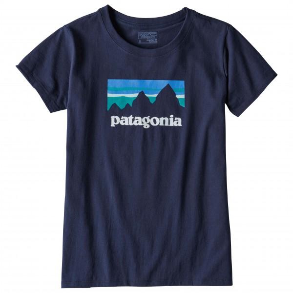 Patagonia - Women's Shop Sticker Responsibili-Tee - Camiseta de manga corta