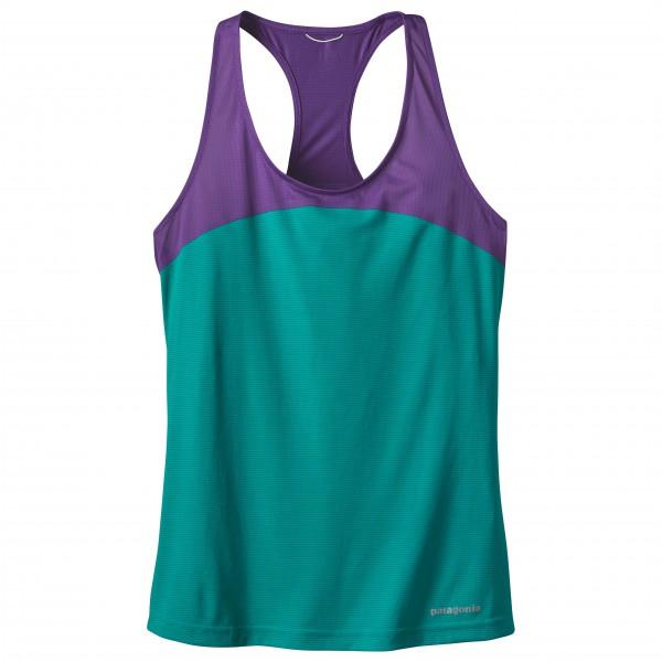 Patagonia - Women's Windchaser Sleeveless - Laufshirt