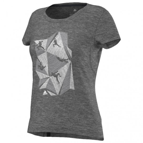 adidas - Women's Climb Tee - T-paidat