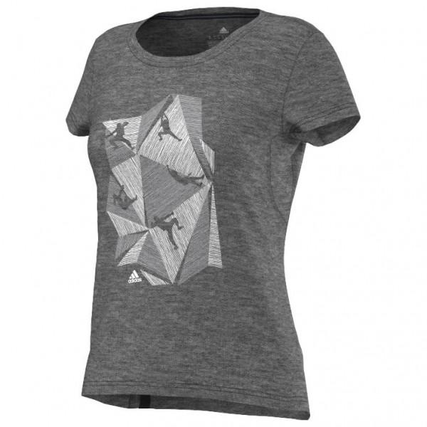 adidas - Women's Climb Tee - T-Shirt