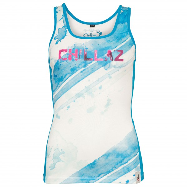 Chillaz - Women's Active Tanky Logo Style - Tank-topit