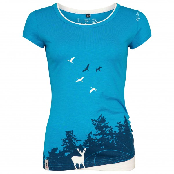 Chillaz - Women's Fancy Deer - T-paidat