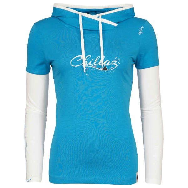 Chillaz - Women's L/S Bali Alps Logo - Manches longues