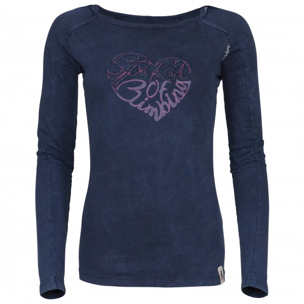 Chillaz - Women's L/S Bergamo Heart - Long-sleeve