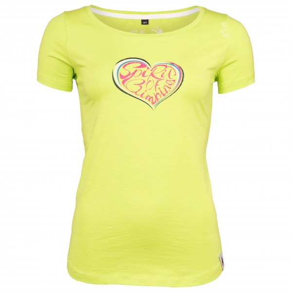 Chillaz - Women's Ötztal Heart - T-shirt