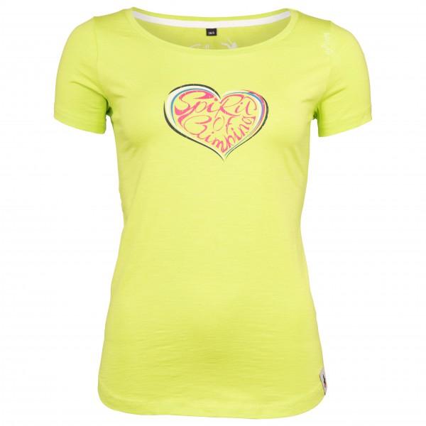 Chillaz - Women's Ötztal Heart - T-shirt