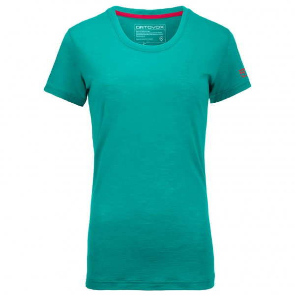 Ortovox - Women's Merino 150 Clean S/S - Merino underwear