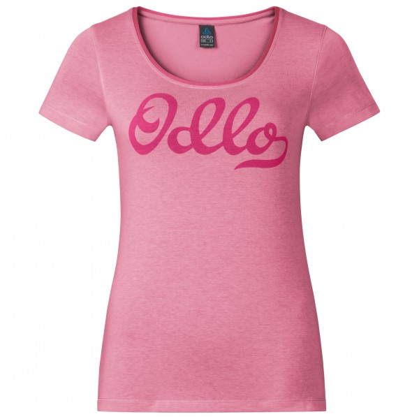 Odlo - Women's Alloy Logo T-Shirt S/S Crew Neck - T-shirt