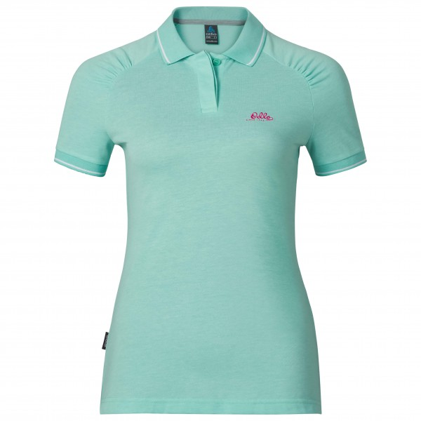 Odlo - Women's Element Polo Shirt S/S - Poloshirt