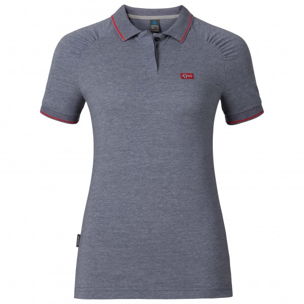 Odlo - Women's Element Polo Shirt S/S - Poolo-paita
