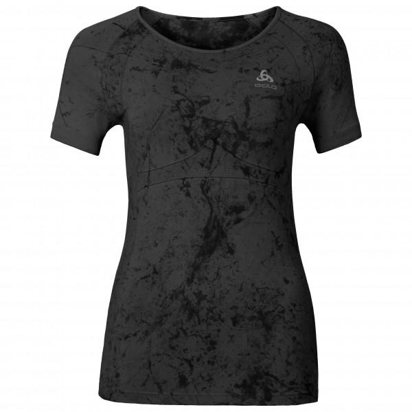 Odlo - Women's Trevo Shirt S/S Crew Neck - T-shirt de runnin