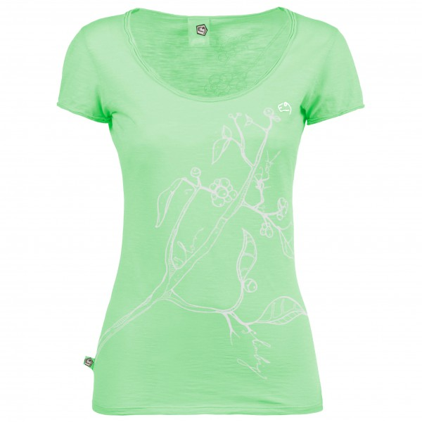 E9 - Solid Lady F - T-Shirt