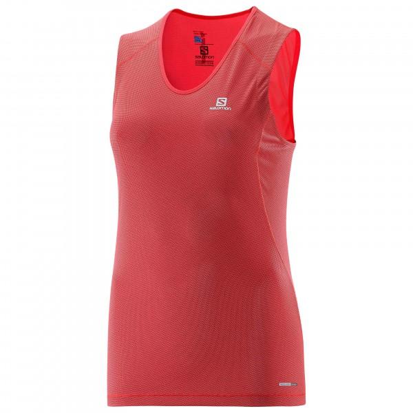 Salomon - Women's Trail Runner Sleeveless Tee - Running shir