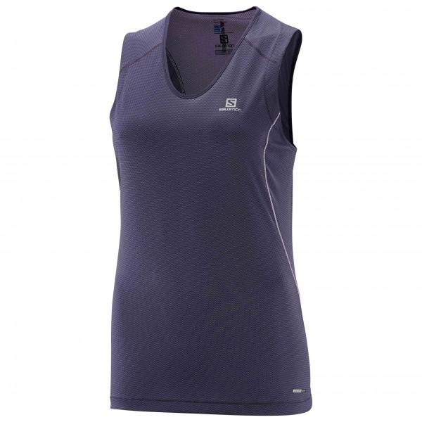 Salomon - Women's Trail Runner Sleeveless Tee - Joggingshirt