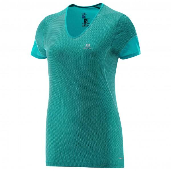 Salomon - Women's Trail Runner S/S Tee - T-shirt de running
