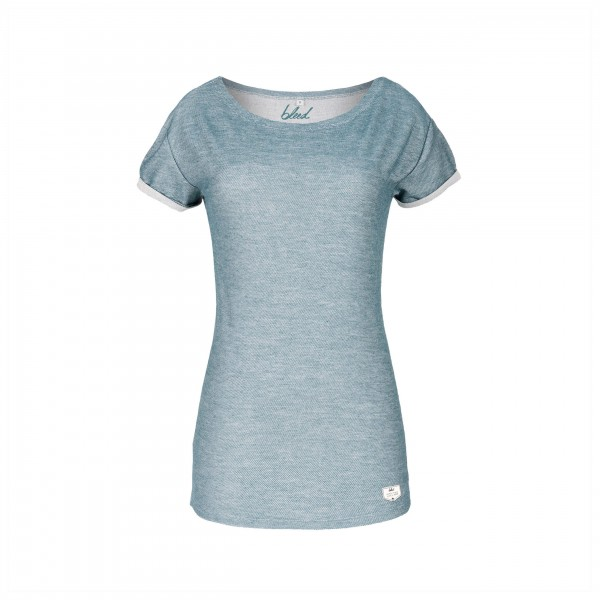 Bleed - Women's Denim Tee - T-shirt