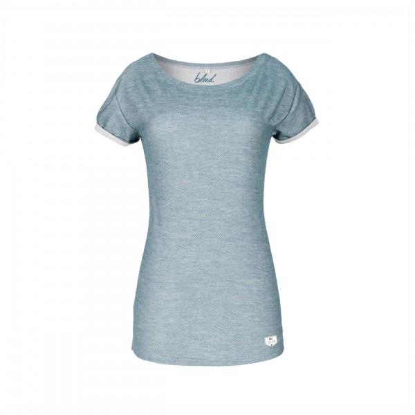 Bleed - Women's Denim Tee - T-shirt
