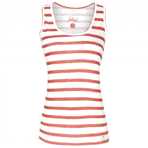 Bleed - Women's Striped Tank - Toppi