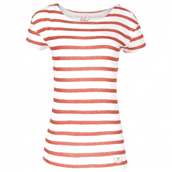 Bleed - Women's Striped Tee - T-paidat