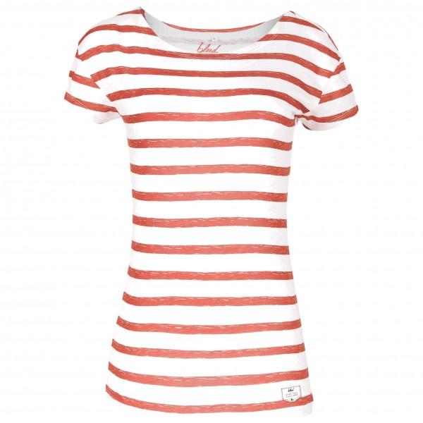Bleed - Women's Striped Tee - T-Shirt
