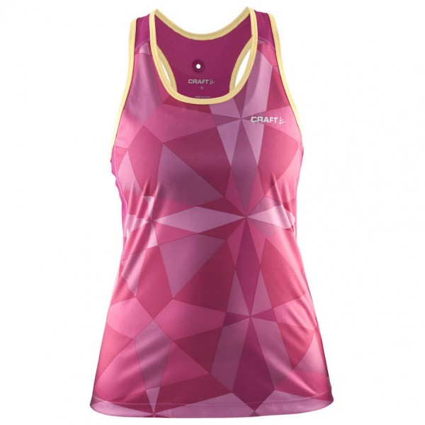 Craft - Women's Devotion Singlet - T-shirt de running