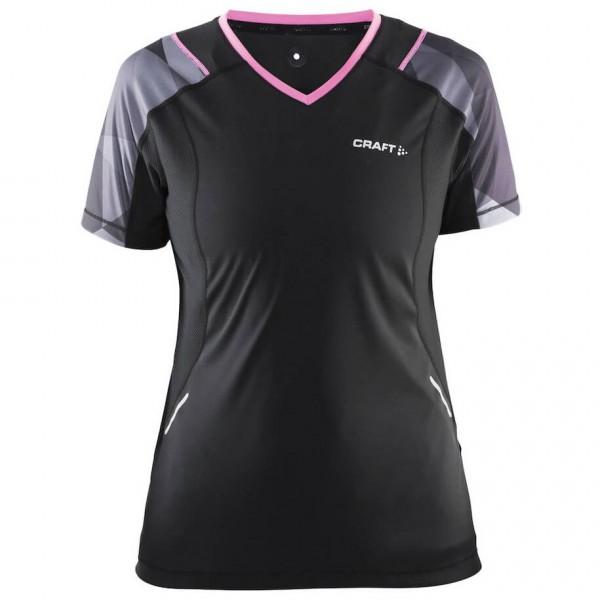 Craft - Women's Devotion S/S Shirt - Juoksupaita