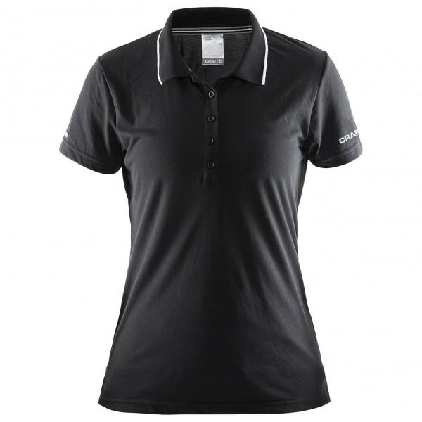 Craft - Women's In-the-Zone Pique - Polo skjorte