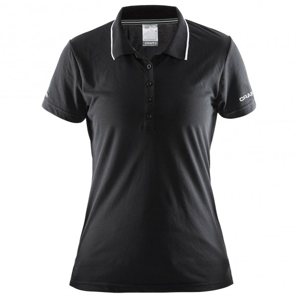 Craft - Women's In-the-Zone Pique - Poloshirt