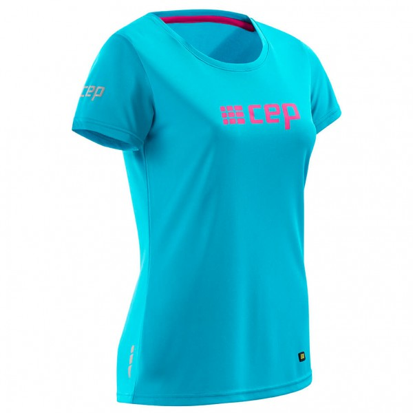 CEP - Women's Brand Run Shirt - Juoksupaita