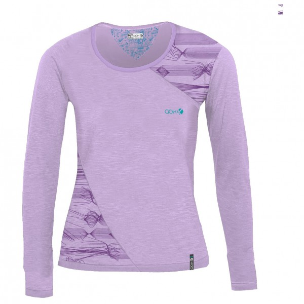 ABK - Women's Ixelle Tee L/S - Long-sleeve