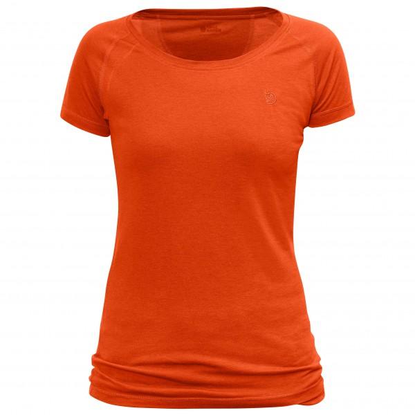 Fjällräven - Women'A Abisko Trail T-Shirt - T-shirt