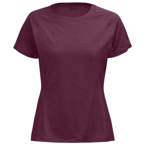 Fjällräven - Women's Abisko Vent T-Shirt - T-paidat