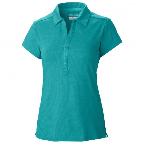 Columbia - Women's Shadow Time Polo - Polo-Shirt